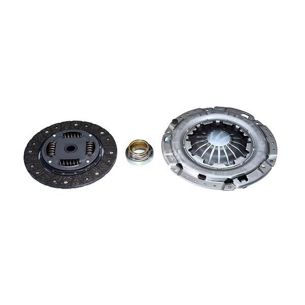 Three-piece manual clutch ACD000049